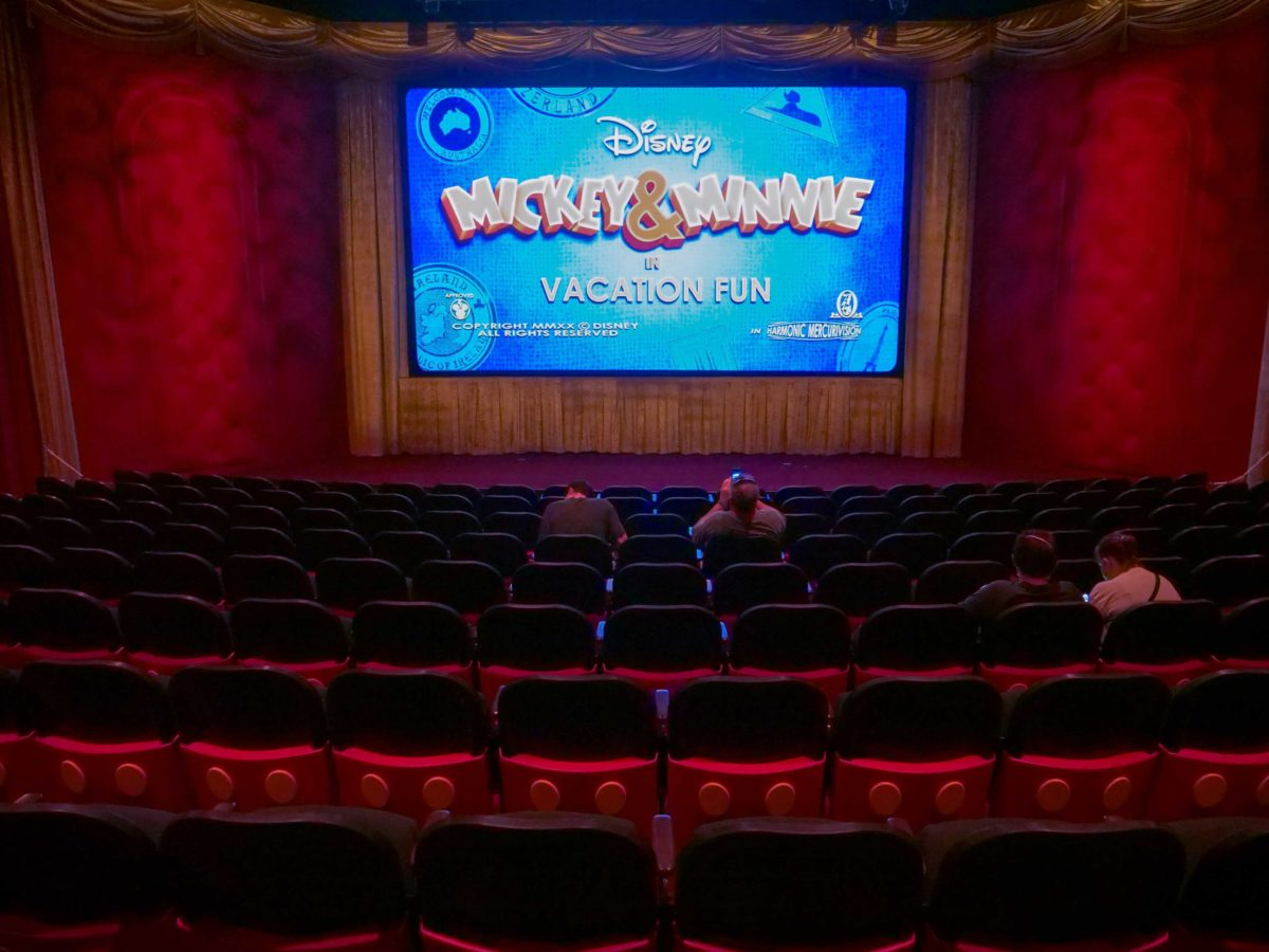 Mickey Short Theater