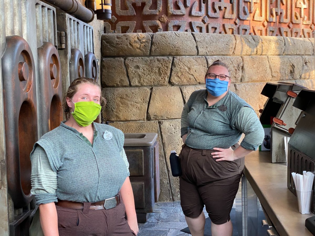 Milk Stand Reopens at Star Wars: Galaxy's Edge