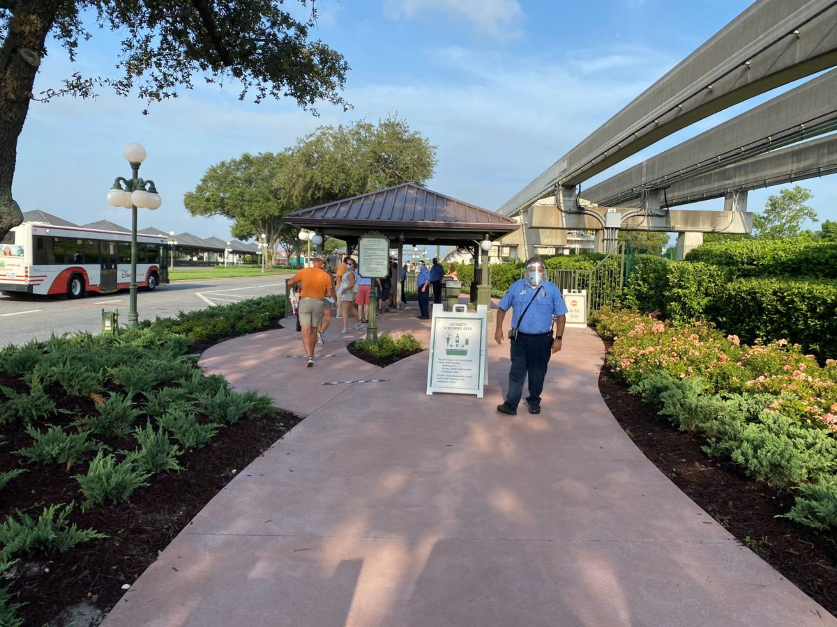 magic kingdom contemporary walkway experience reopening