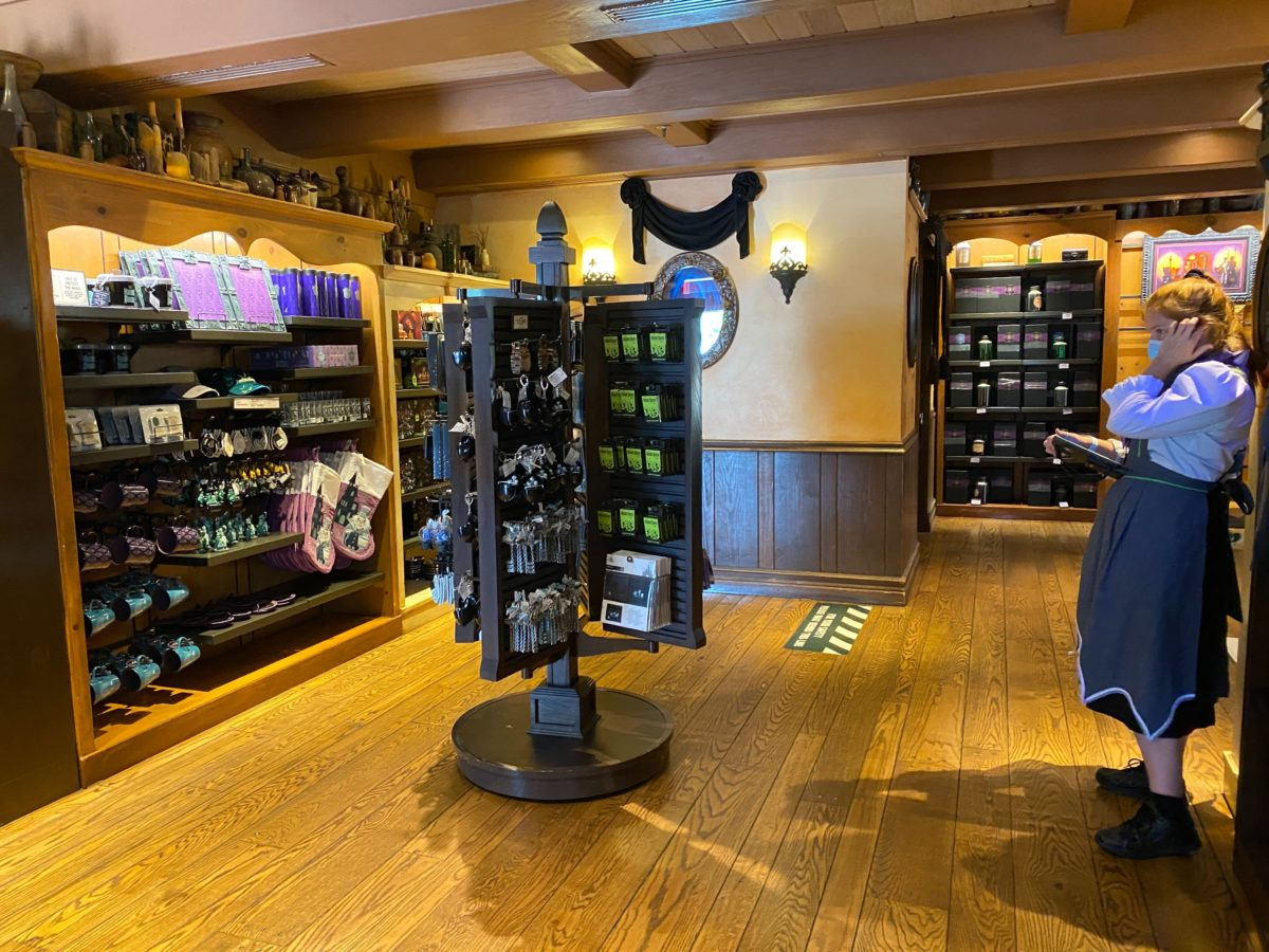 Memento Mori Reopens at the Magic Kingdom with Social Distancing Measures in Place