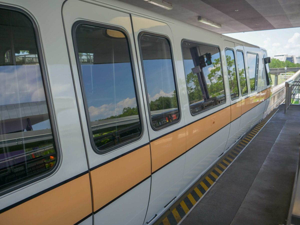monorail peach refurb