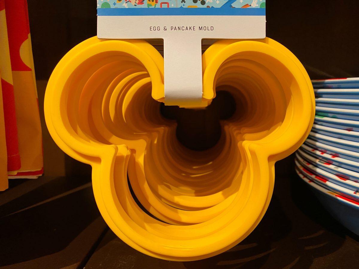 Mickey Egg and Pancake Mold - $7.99