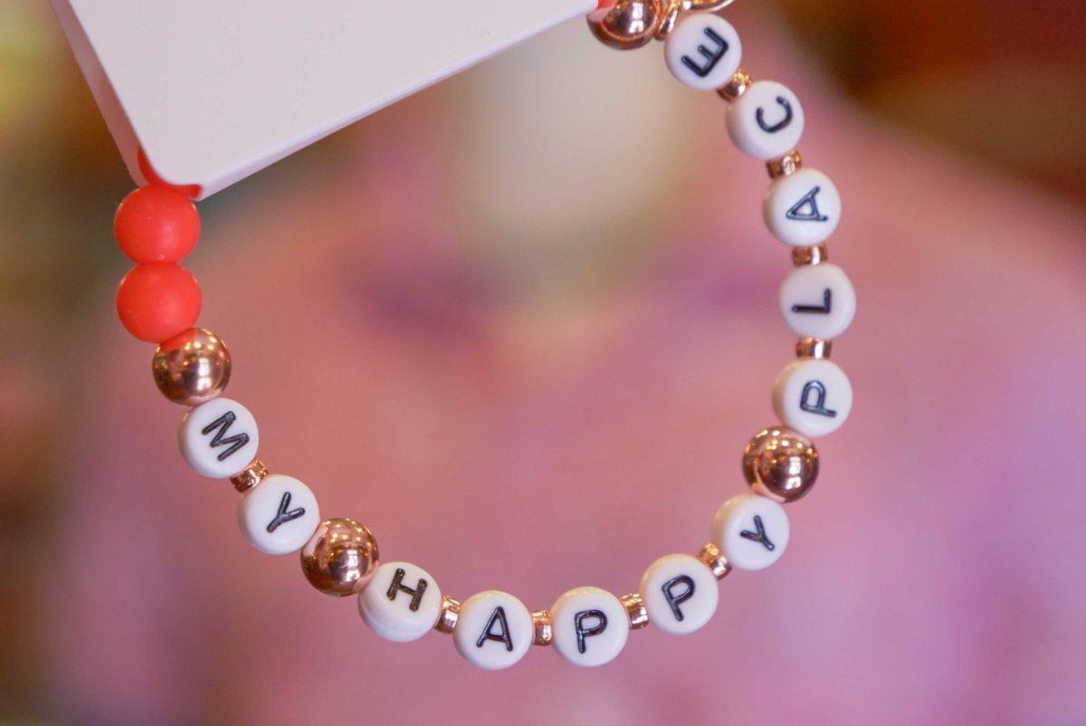 """""""My Happy Place"""" bracelet - $24.99"""