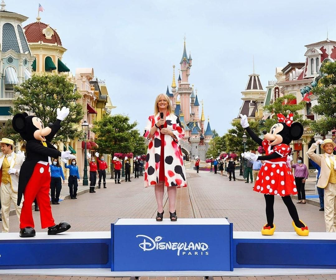 disneyland paris reopening