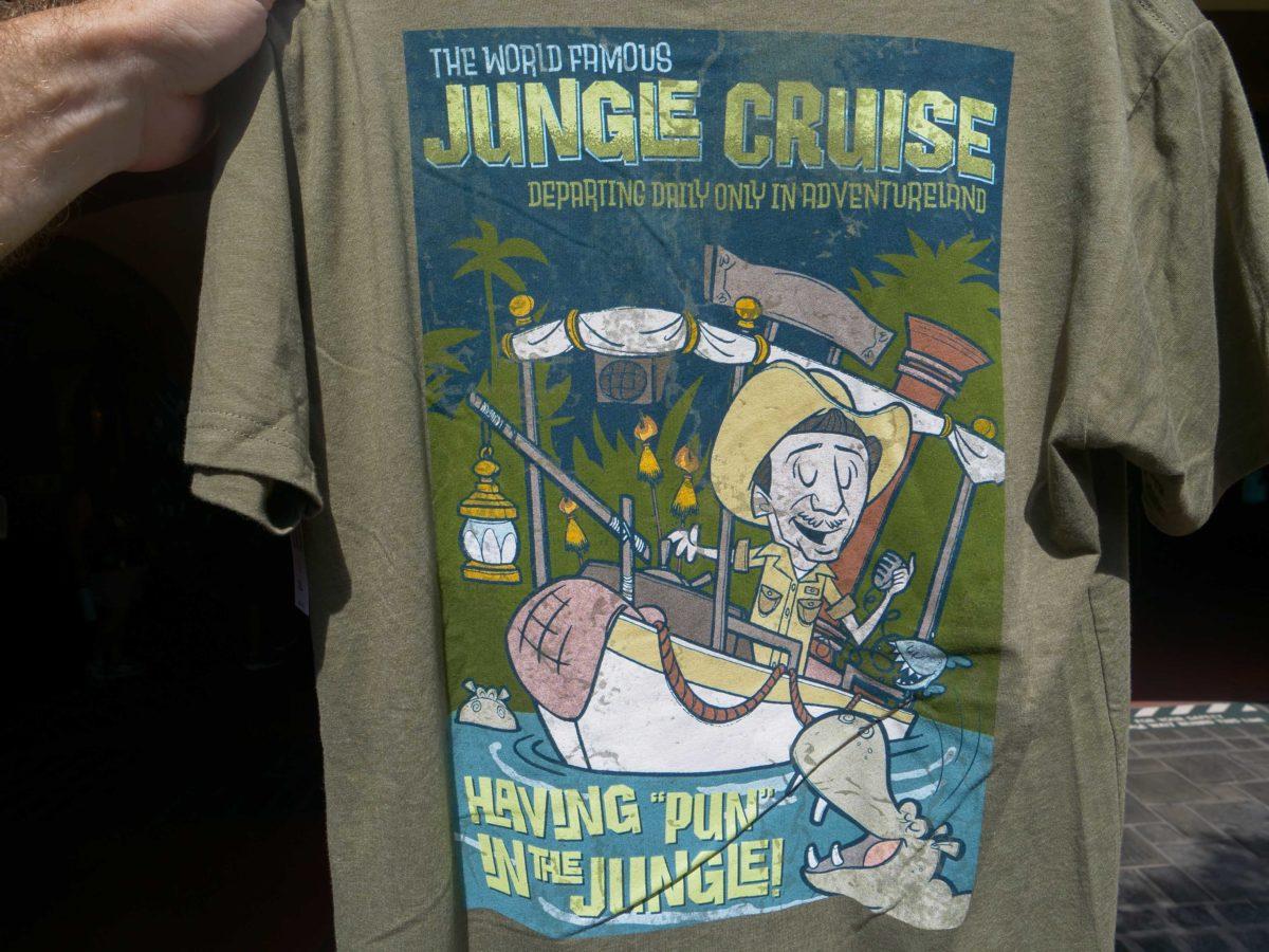 jungle cruise t-shirts