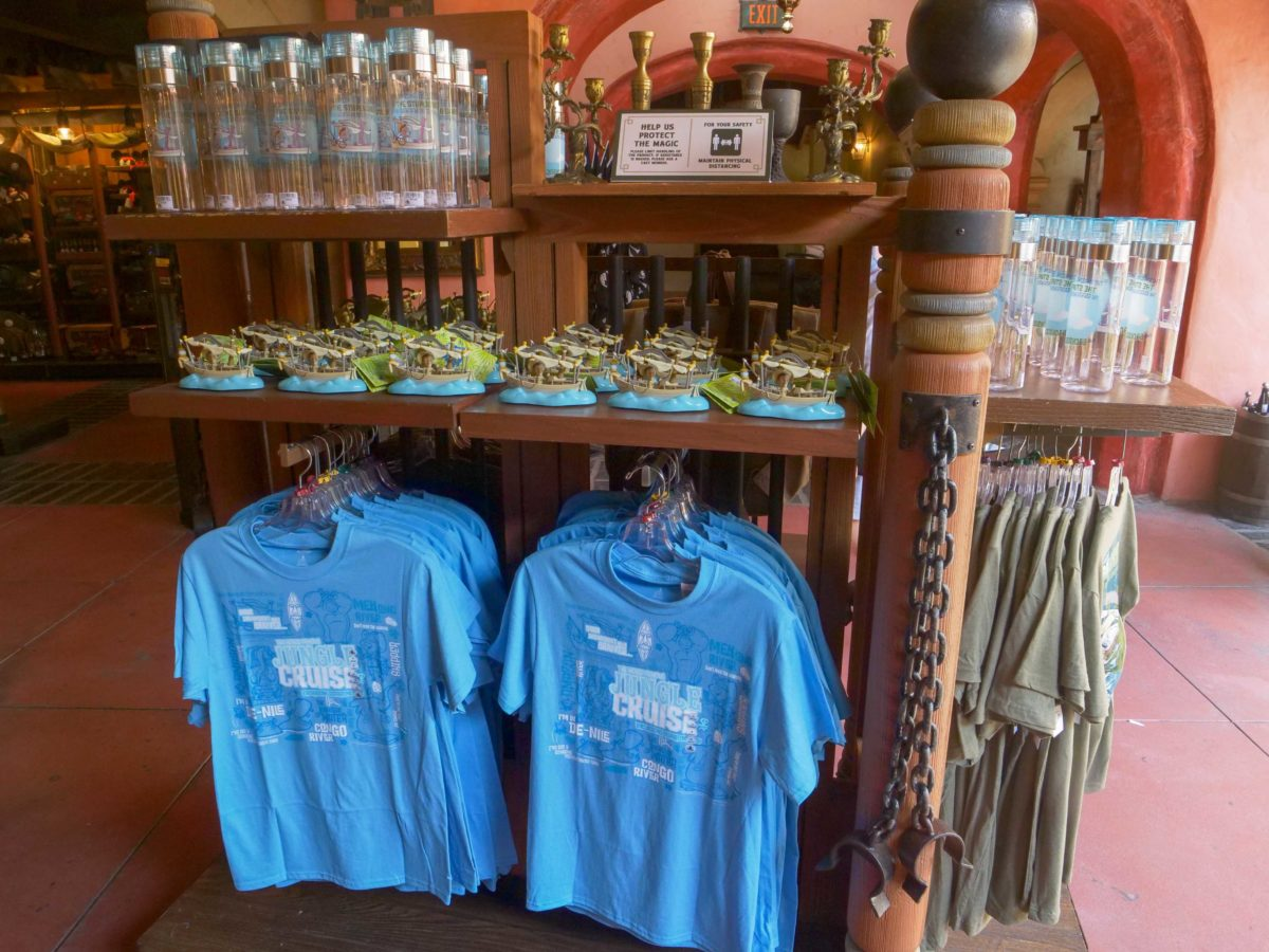 jungle cruise t-shirts