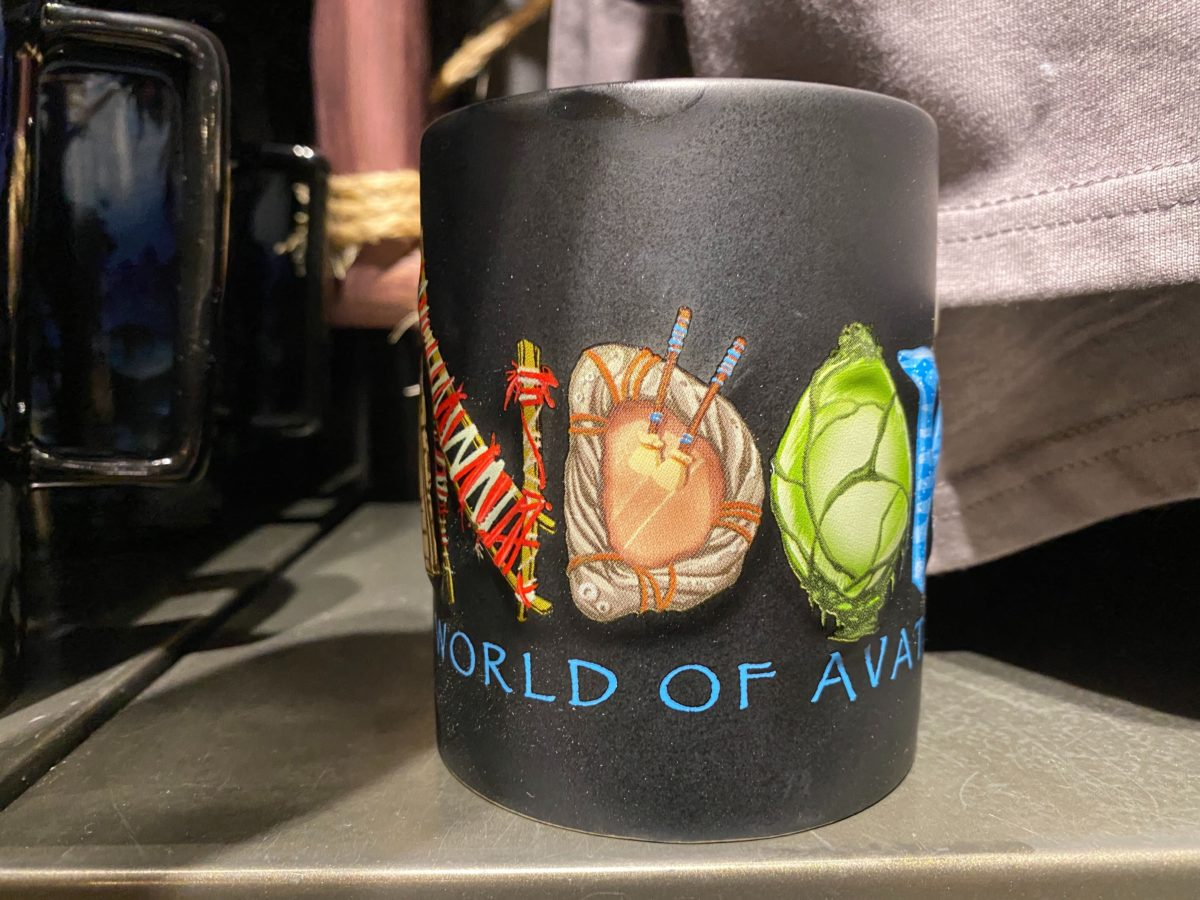Pandora - The World of Avatar Logo Mug - $19.99