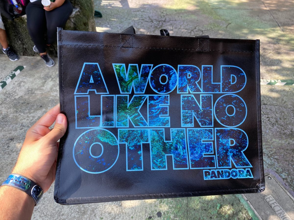 Pandora - The World of Avatar Reusable Bag - $5.99
