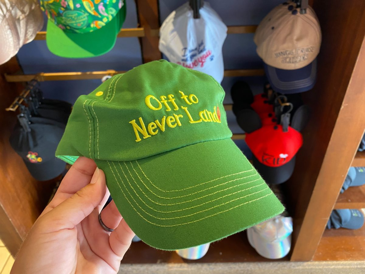 neverland hat peter pan