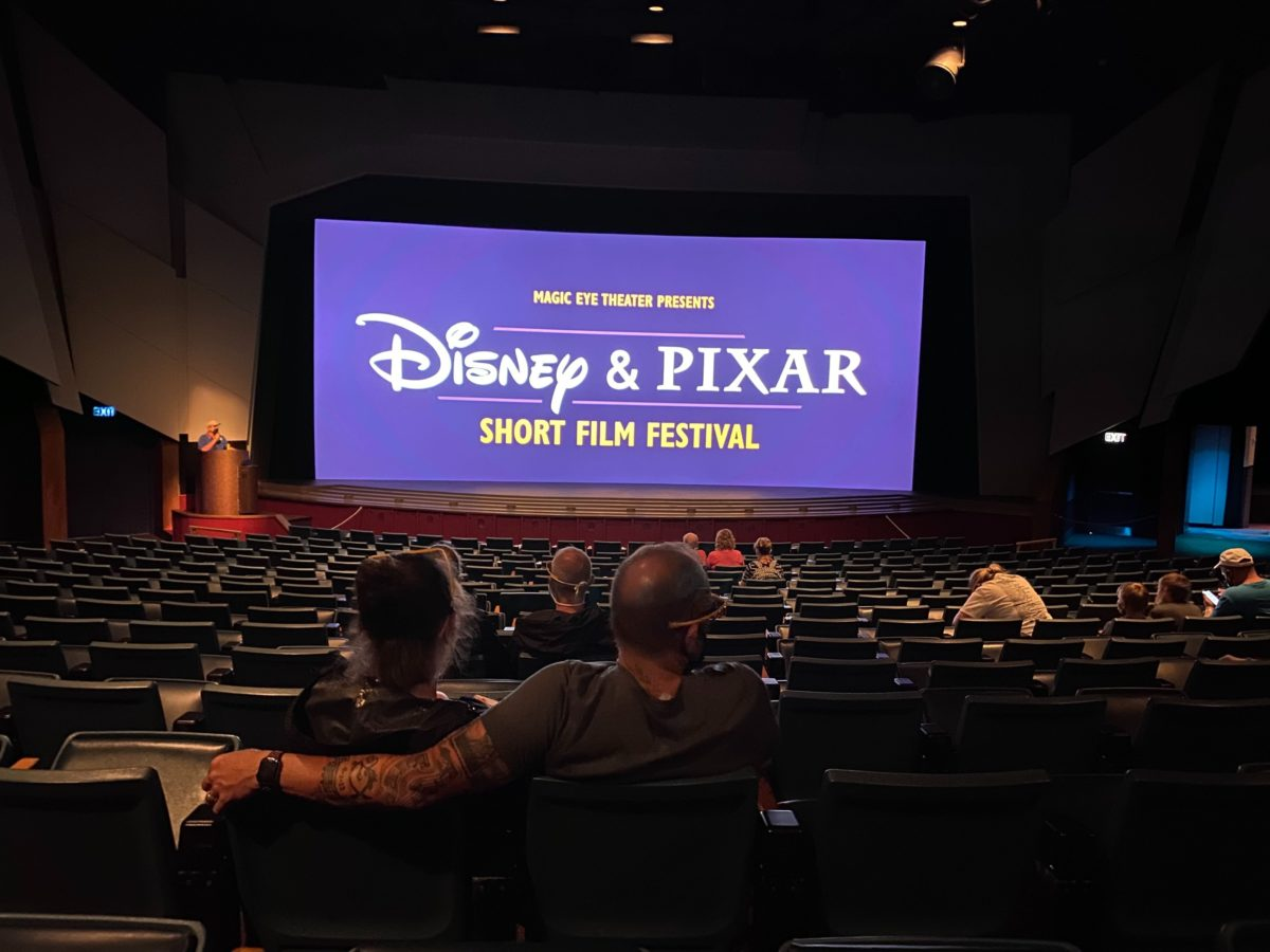 disney & pixar short film festival