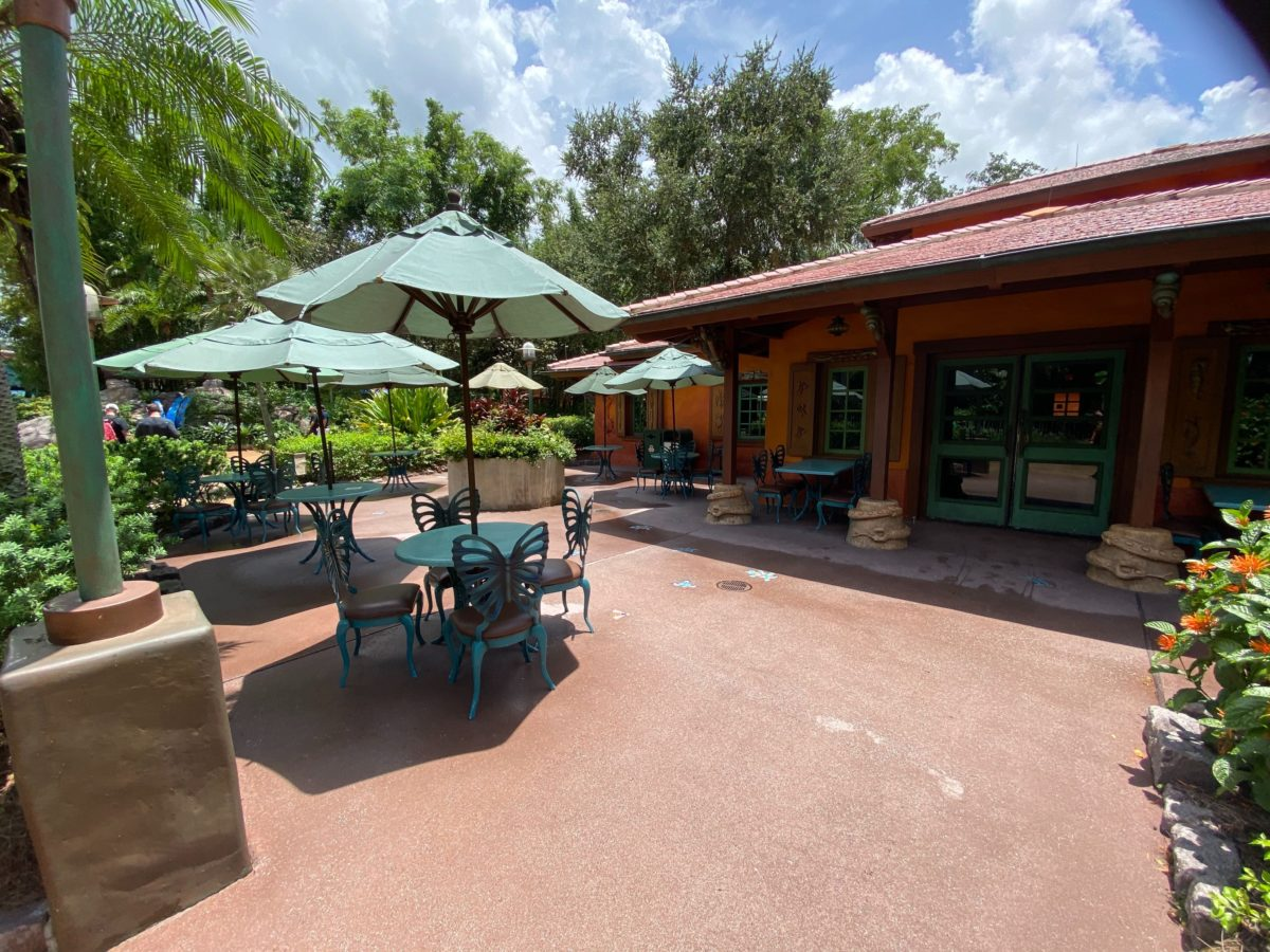 pizzafari relaxation station dak
