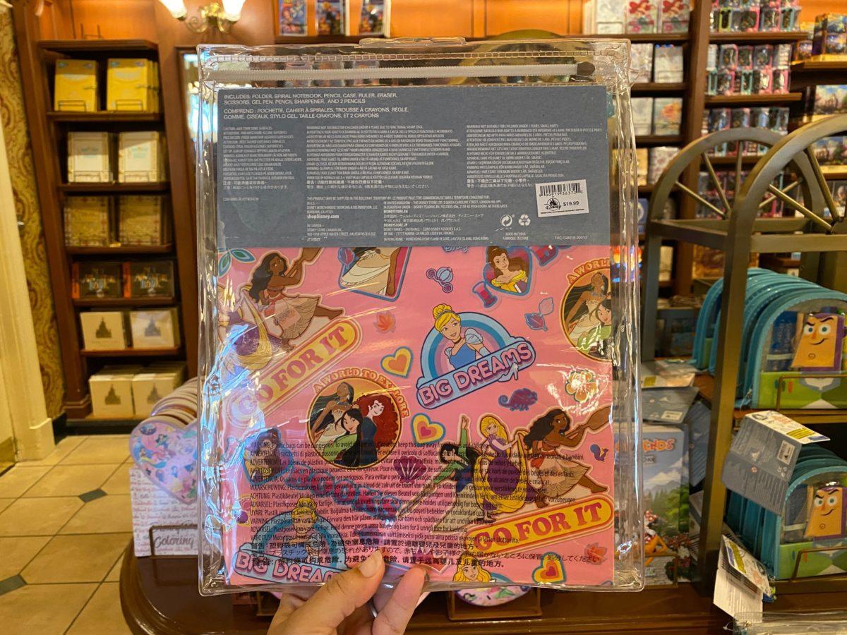 Princess Stationery Supply Kit - $19.99
