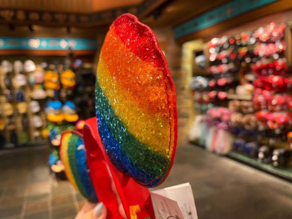 rainbow disney mickey ears