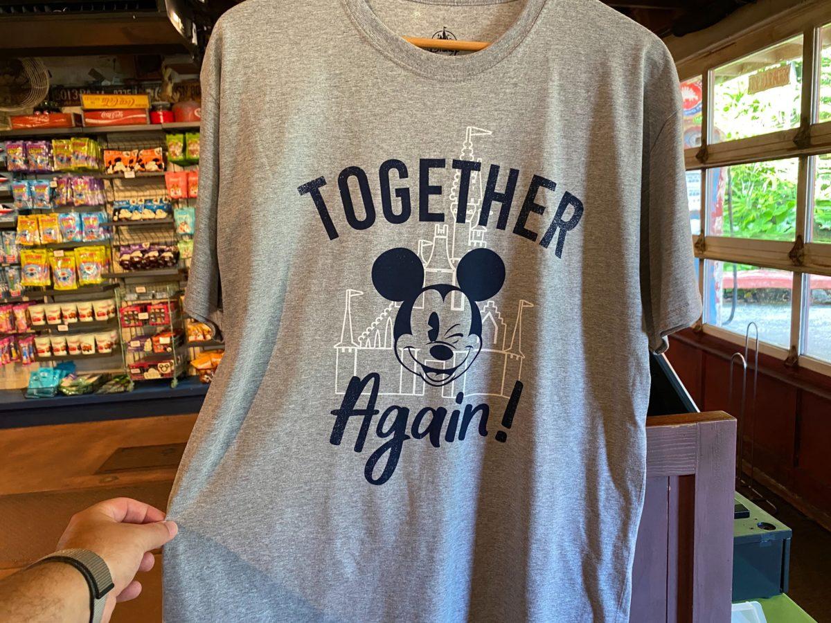 "Adult ""Together Again"" Shirt - $26.99"