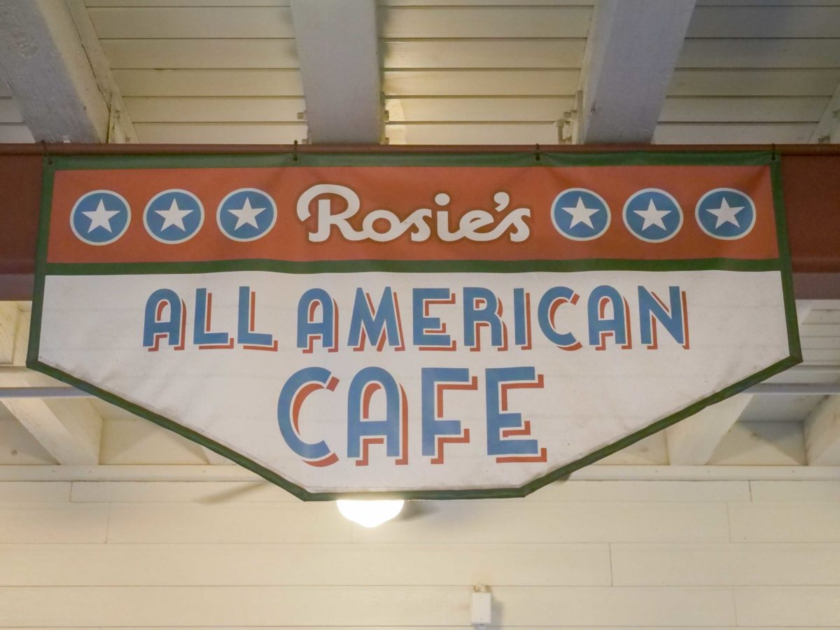 Sunset Ranch Market and Rosie's All American Cafe