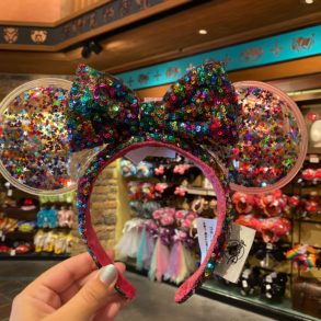 Confetti Minnie ears