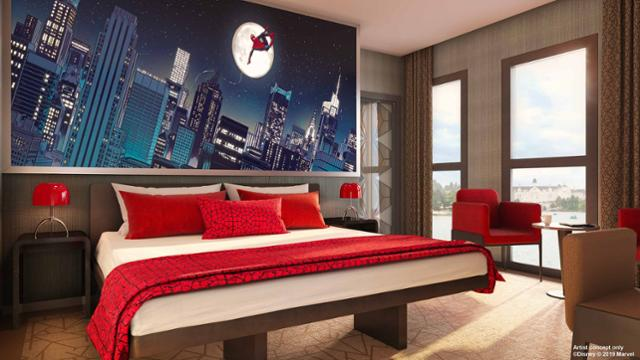 marvel hotel new york new room concept art