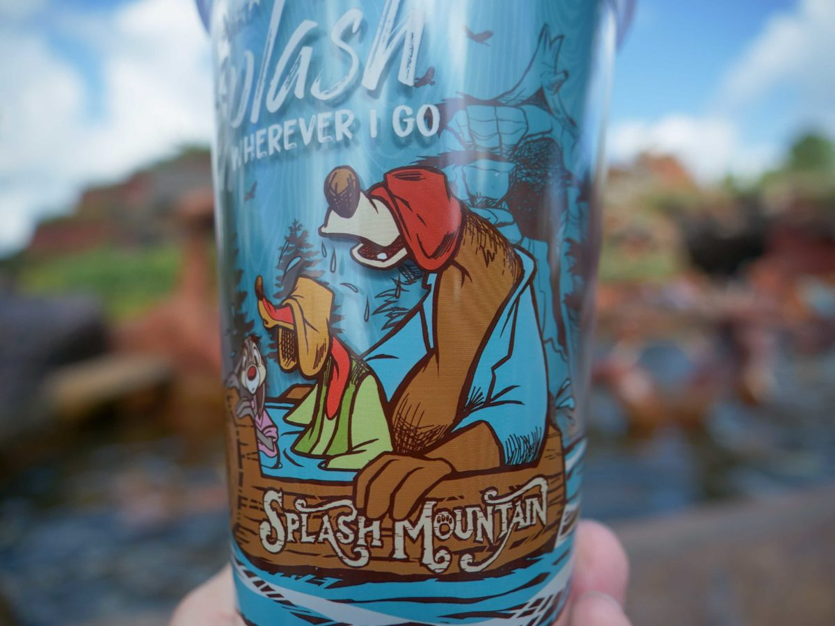 Splash Mountain Tumbler - $14.99