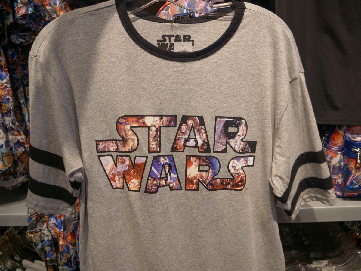 new star wars shirt