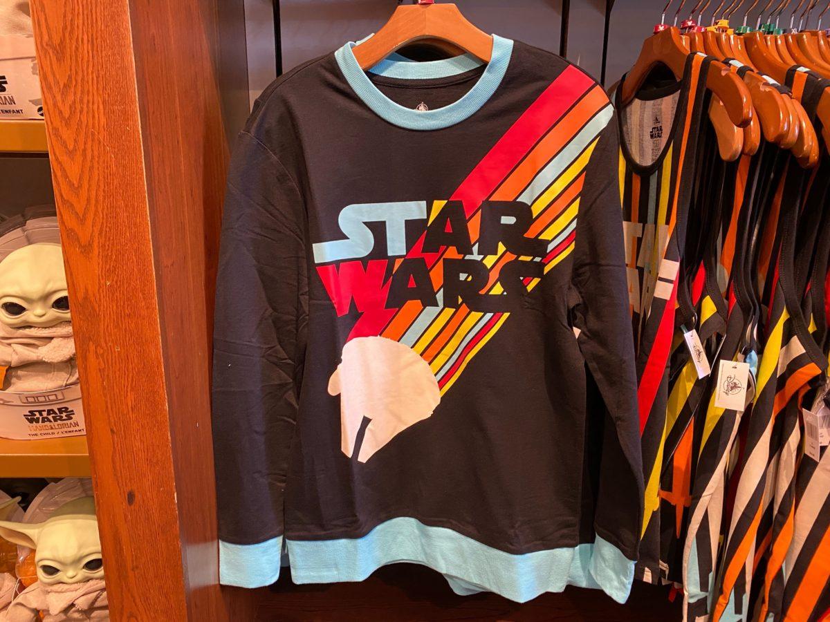 star wars windbreaker colorful apparel