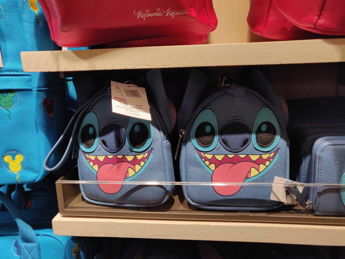Stitch Loungefly Mini Wristlet - $40.00