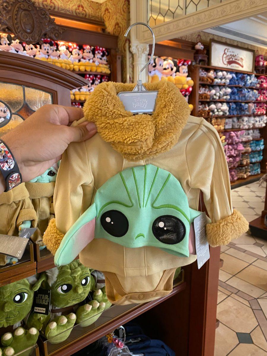 Baby Yoda Costume Bodysuit - $29.99