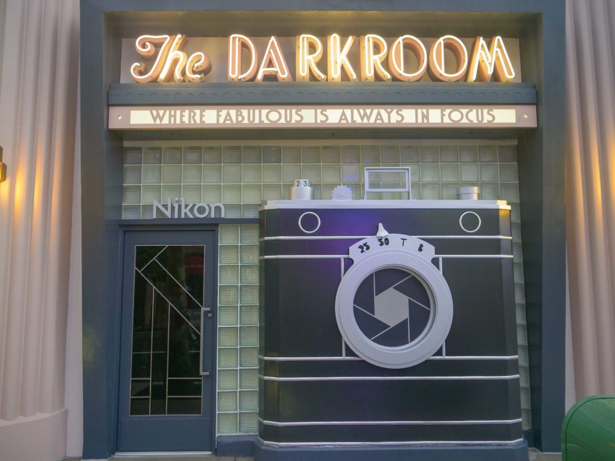 Celebrity Five & Dime and The Darkroom