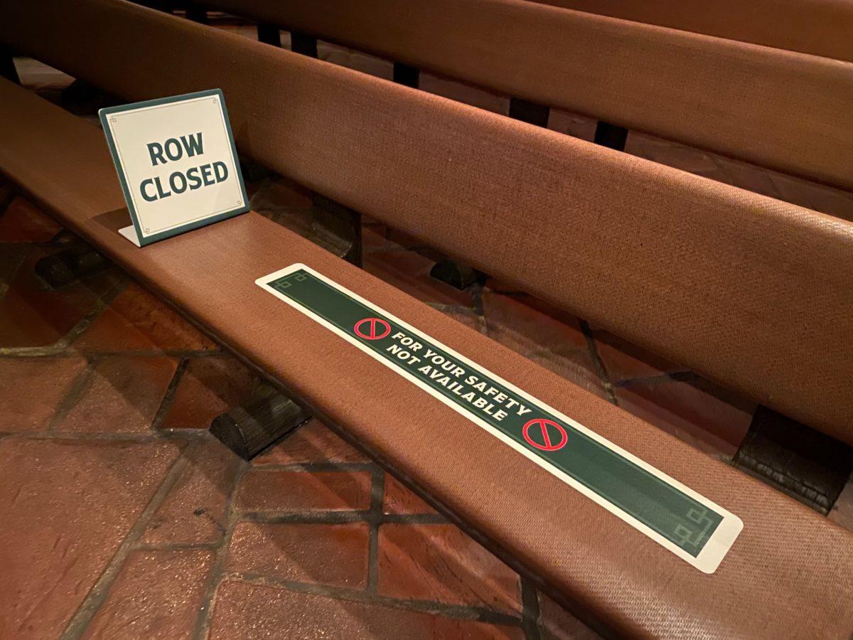 tiki room reopening seat