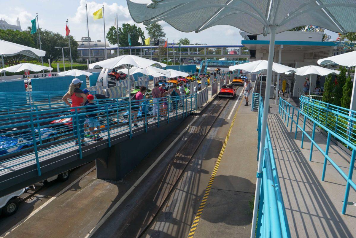 tomorrowland speedway reopening