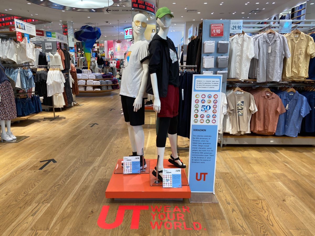 UNIQLO Reopens at Disney Springs