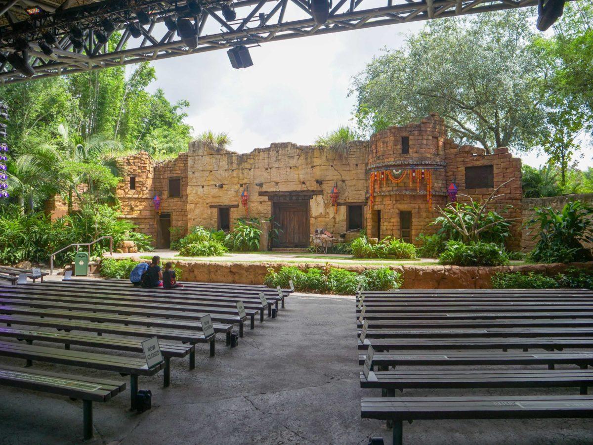 Animal Kingdom Reopening Up Show