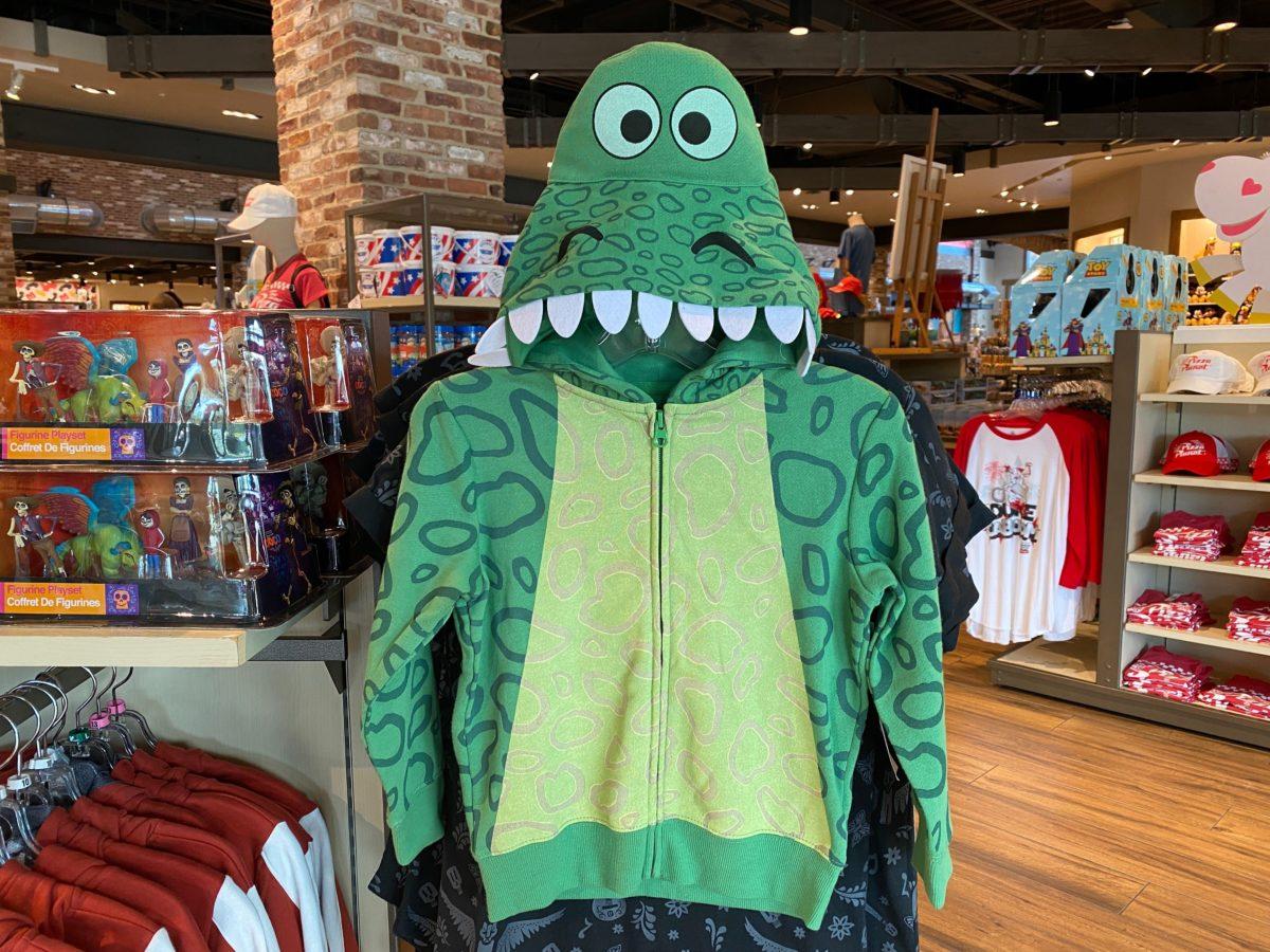 rex hoodie