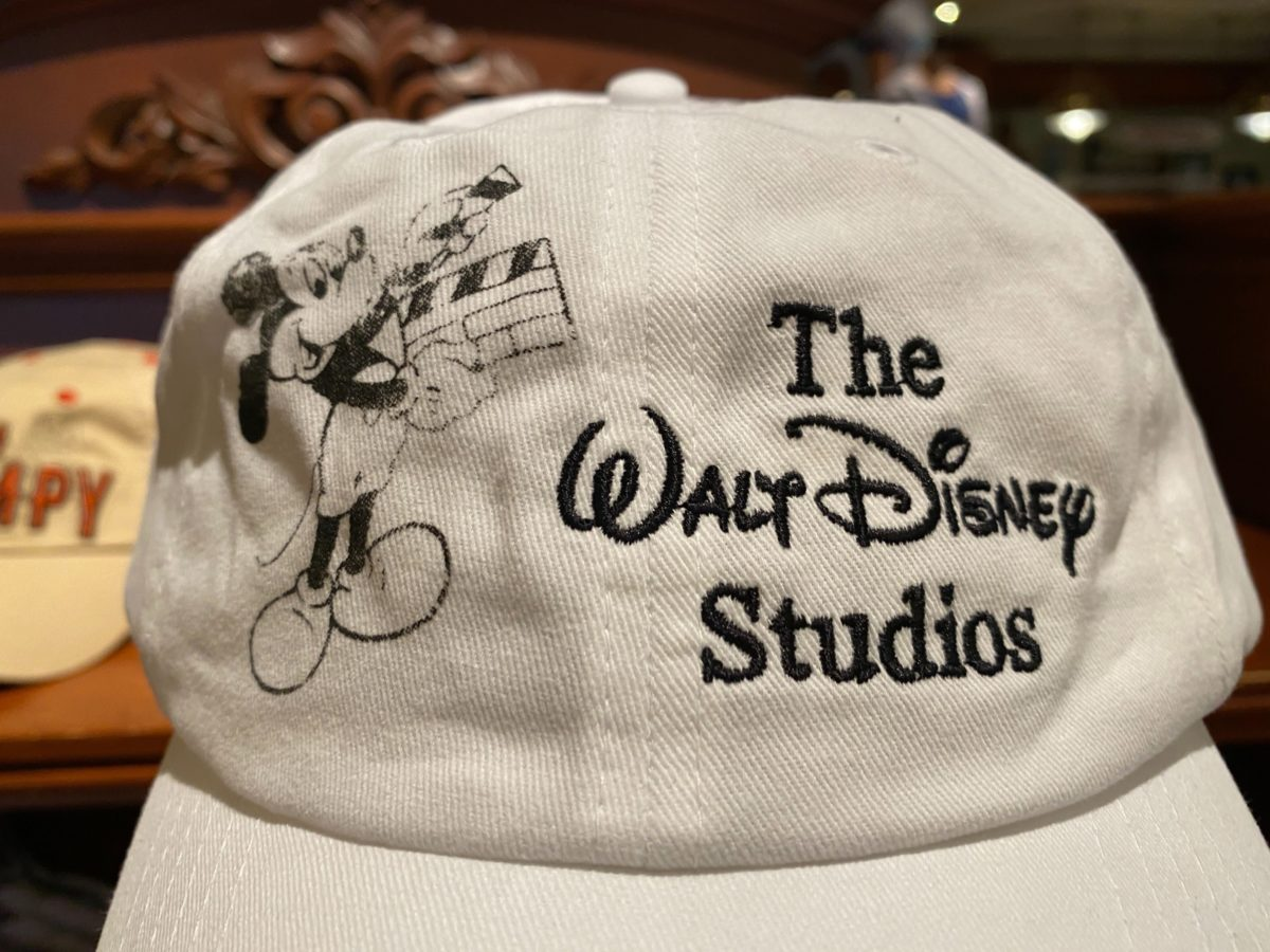 Walt Disney Studios Hat - $24.99